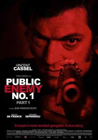 Public Enemy Number One - 11 x 17 Movie Poster - Style B