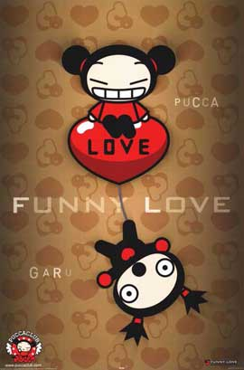 Pucca Club - Animation - 11 x 17 Movie Poster - Style A