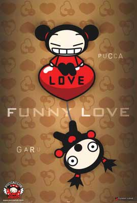 Pucca Club - Animation - 27 x 40 Movie Poster - Style A