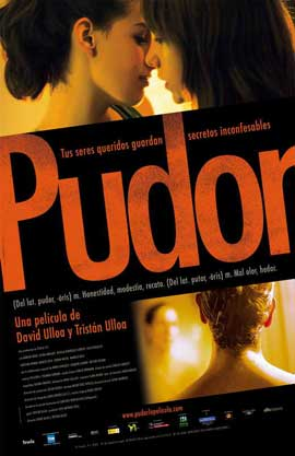 Pudor - 11 x 17 Movie Poster - Spanish Style A