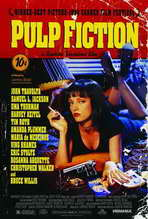 Pulp Fiction - 27 x 40 Movie Poster - Style A