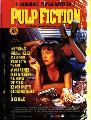 Pulp Fiction - 11 x 17 Movie Poster - Spanish Style A