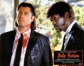 Pulp Fiction - 11 x 14 Movie Poster - Style A
