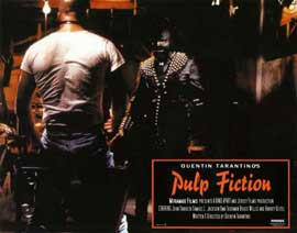 Pulp Fiction - 11 x 14 Movie Poster - Style H