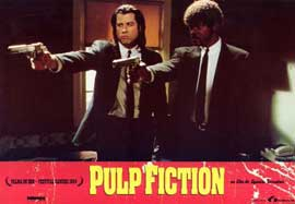 Pulp Fiction - 11 x 14 Poster Spanish Style A