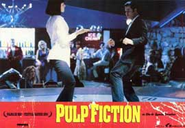 Pulp Fiction - 11 x 14 Poster Spanish Style K