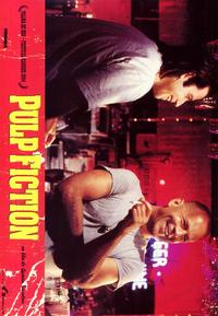 Pulp Fiction - 11 x 14 Poster Spanish Style B