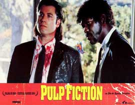 Pulp Fiction - 11 x 14 Poster Spanish Style C