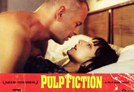 Pulp Fiction - 11 x 14 Poster Spanish Style H