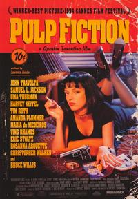 Pulp Fiction - 43 x 62 Movie Poster - Bus Shelter Style A