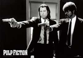 Pulp Fiction - 18 x 26 3D Lenticular Poster