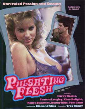 Pulsating Flesh - 11 x 17 Movie Poster - Style A