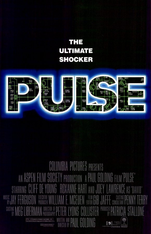 Pulse Movie Posters Fr...