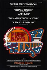Pump Boys and Dinettes (Broadway) - 11 x 17 Poster - Style A
