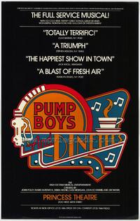 Pump Boys and Dinettes (Broadway) - 27 x 40 Movie Poster - Style A