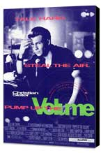 Pump Up the Volume - 27 x 40 Movie Poster - Style A - Museum Wrapped Canvas