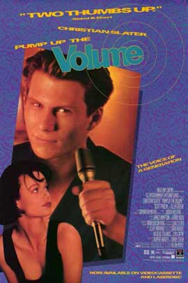 Pump Up the Volume - 11 x 17 Movie Poster - Style B