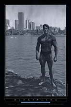Pumping Iron - 24 x 36 Movie Poster - Style E