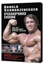 Pumping Iron - 27 x 40 Movie Poster - Style B - Museum Wrapped Canvas
