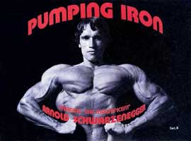 Pumping Iron - 11 x 14 Movie Poster - Style A