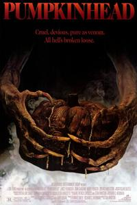 Pumpkinhead - 11 x 17 Movie Poster - Style A - Museum Wrapped Canvas