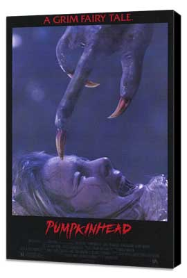 Pumpkinhead - 27 x 40 Movie Poster - Style B - Museum Wrapped Canvas