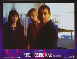 Punch-Drunk Love - 11 x 14 Poster French Style B