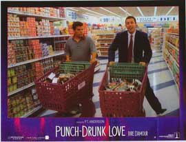 Punch-Drunk Love - 11 x 14 Poster French Style D