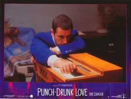 Punch-Drunk Love - 11 x 14 Poster French Style F