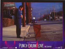 Punch-Drunk Love - 11 x 14 Poster French Style G