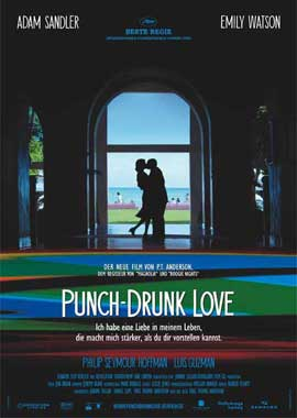 Punch-Drunk Love - 27 x 40 Movie Poster - German Style A