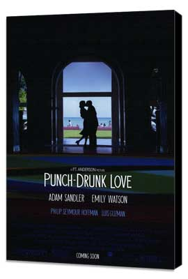 Punch-Drunk Love - 11 x 17 Movie Poster - Style A - Museum Wrapped Canvas