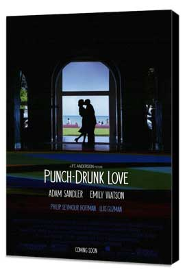 Punch-Drunk Love - 27 x 40 Movie Poster - Style A - Museum Wrapped Canvas