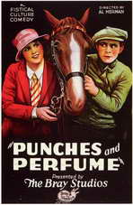 Punches and Perfume - 11 x 17 Movie Poster - Style A