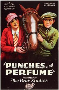 Punches and Perfume - 43 x 62 Movie Poster - Bus Shelter Style A