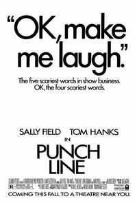 Punchline - 11 x 17 Movie Poster - Style B