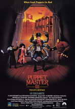 Puppet Master 3: Toulon's Revenge - 11 x 17 Movie Poster - Style A