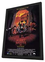 Puppet Master 3: Toulon's Revenge - 11 x 17 Movie Poster - Style A - in Deluxe Wood Frame