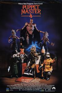 Puppet Master 4 - 27 x 40 Movie Poster - Style A
