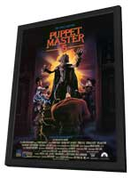 Puppet Master 5:  The Final Chapter - 11 x 17 Movie Poster - Style A - in Deluxe Wood Frame