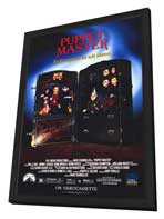 Puppet Master - 11 x 17 Movie Poster - Style A - in Deluxe Wood Frame