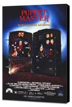 Puppet Master - 11 x 17 Movie Poster - Style A - Museum Wrapped Canvas