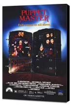 Puppet Master - 27 x 40 Movie Poster - Style A - Museum Wrapped Canvas