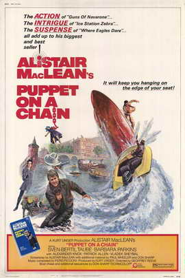 Puppet on a Chain - 11 x 17 Movie Poster - Style A