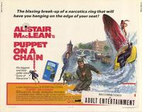 Puppet on a Chain - 11 x 14 Movie Poster - Style A