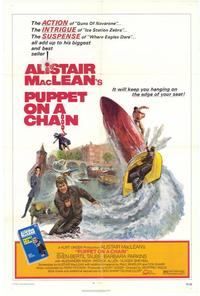 Puppet on a Chain - 27 x 40 Movie Poster - Style A