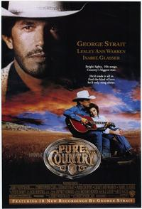 Pure Country - 43 x 62 Movie Poster - Bus Shelter Style A