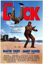 Pure Luck - Movie Poster - Reproduction - 11 x 17 Style A