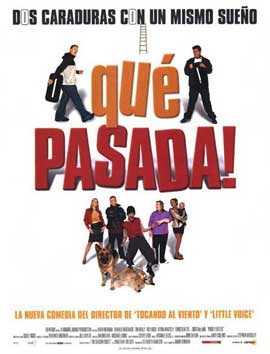 Purely Belter - 11 x 17 Movie Poster - Spanish Style A