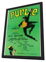 Purlie (Broadway) - 11 x 17 Poster - Style A - in Deluxe Wood Frame